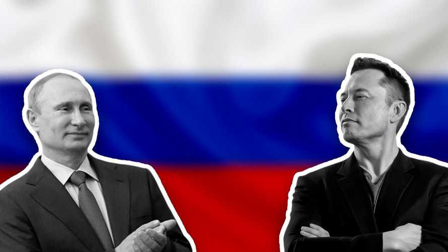 Musk alla corte di Vladimir Putin: ora Tesla punta alla Russia