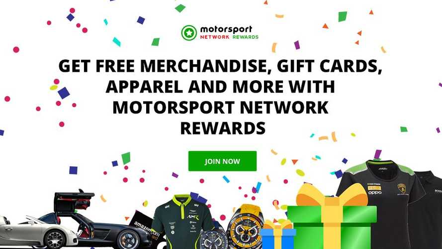 Join Motorsport Network Rewards Today And Start Earning!