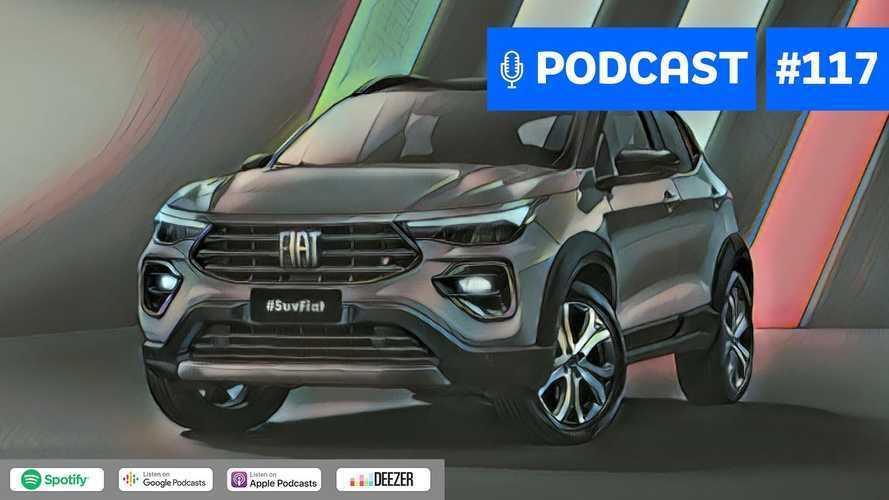 Motor1.com Podcast #117: O que sabemos sobre o novo SUV da Fiat