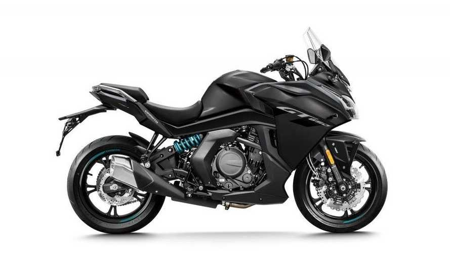 CFMoto Enters European Market With ADV and Naked Bikes