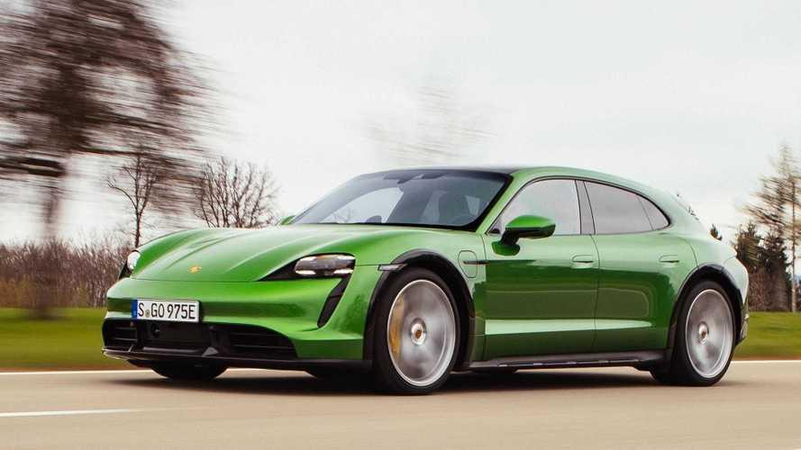 Já dirigimos: perua elétrica Porsche Taycan Turbo S Cross Turismo