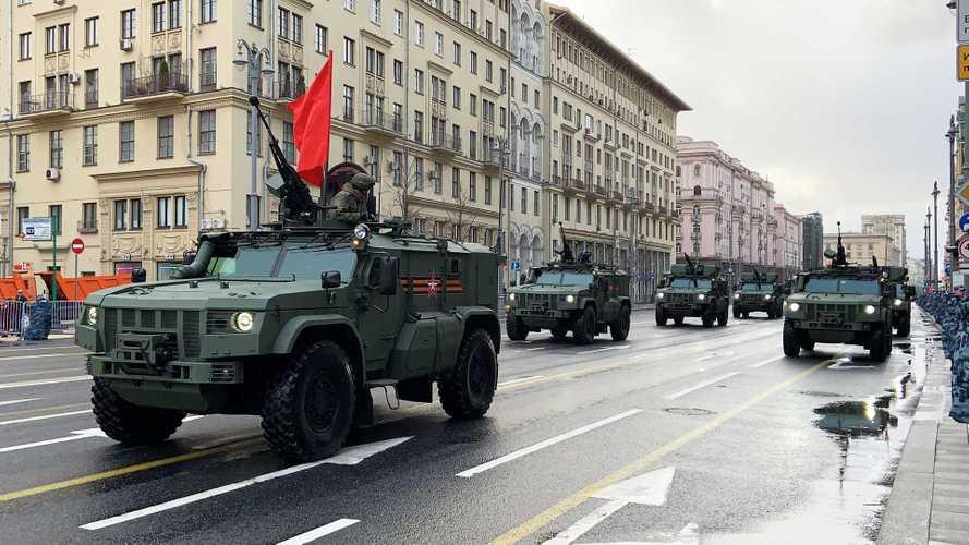 Парад Победы – 2021: что высматривать в колонне боевой техники?