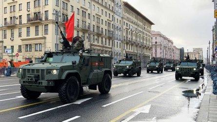Tag des Sieges in Moskau 2021: Die Highlights der Militärparade