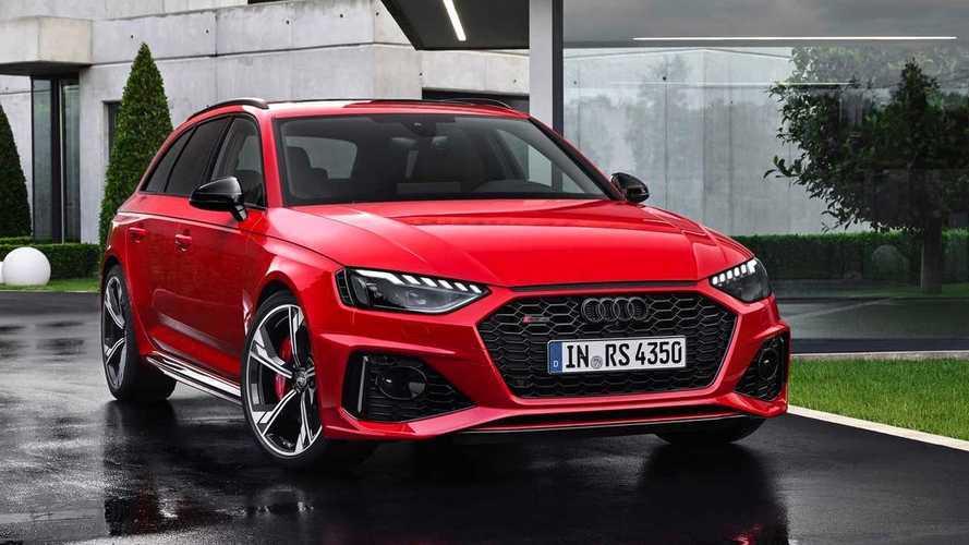 Audi RS 4 pode ter versão 100% elétrica que deve chegar até 2024