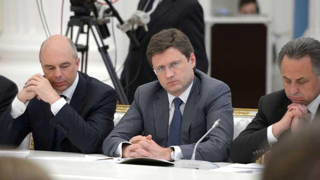 Il ministro dell'Energia russo Alexande Novak