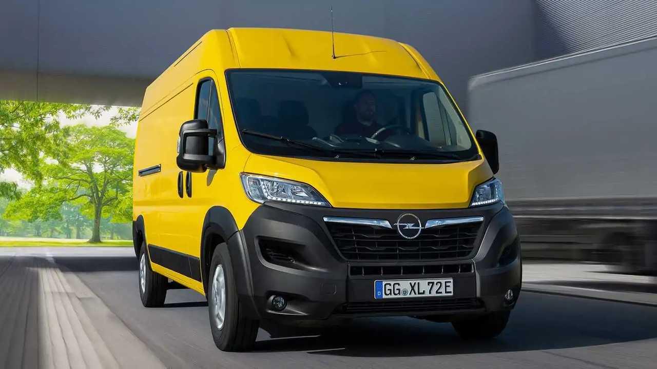 Neuer Opel Movano (2021)