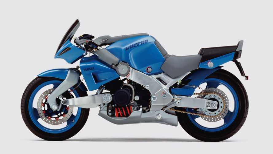 Cycleweird: The Yamaha Morpho Concept