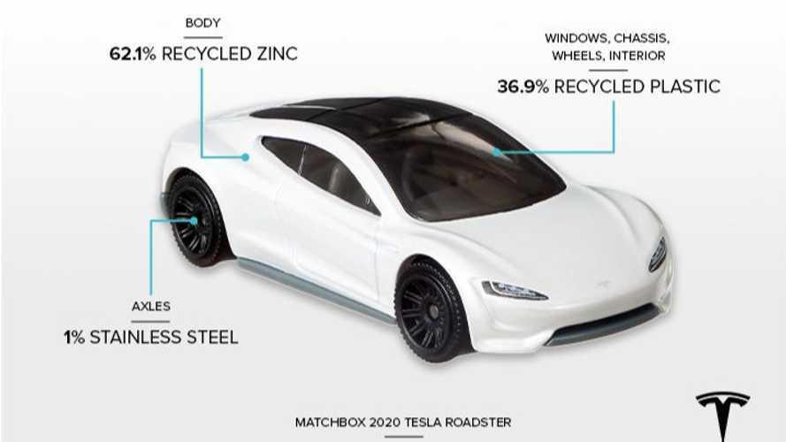 Mattel vuole insegnare la mobilità elettrica con modellini ad hoc