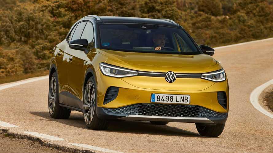 Volkswagen ID.4 2021, primera prueba: SUV, eléctrico y racional