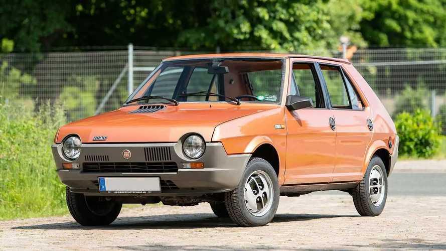 Ricordate la Fiat Ritmo? Eccone una all'asta che vale 15.000 euro