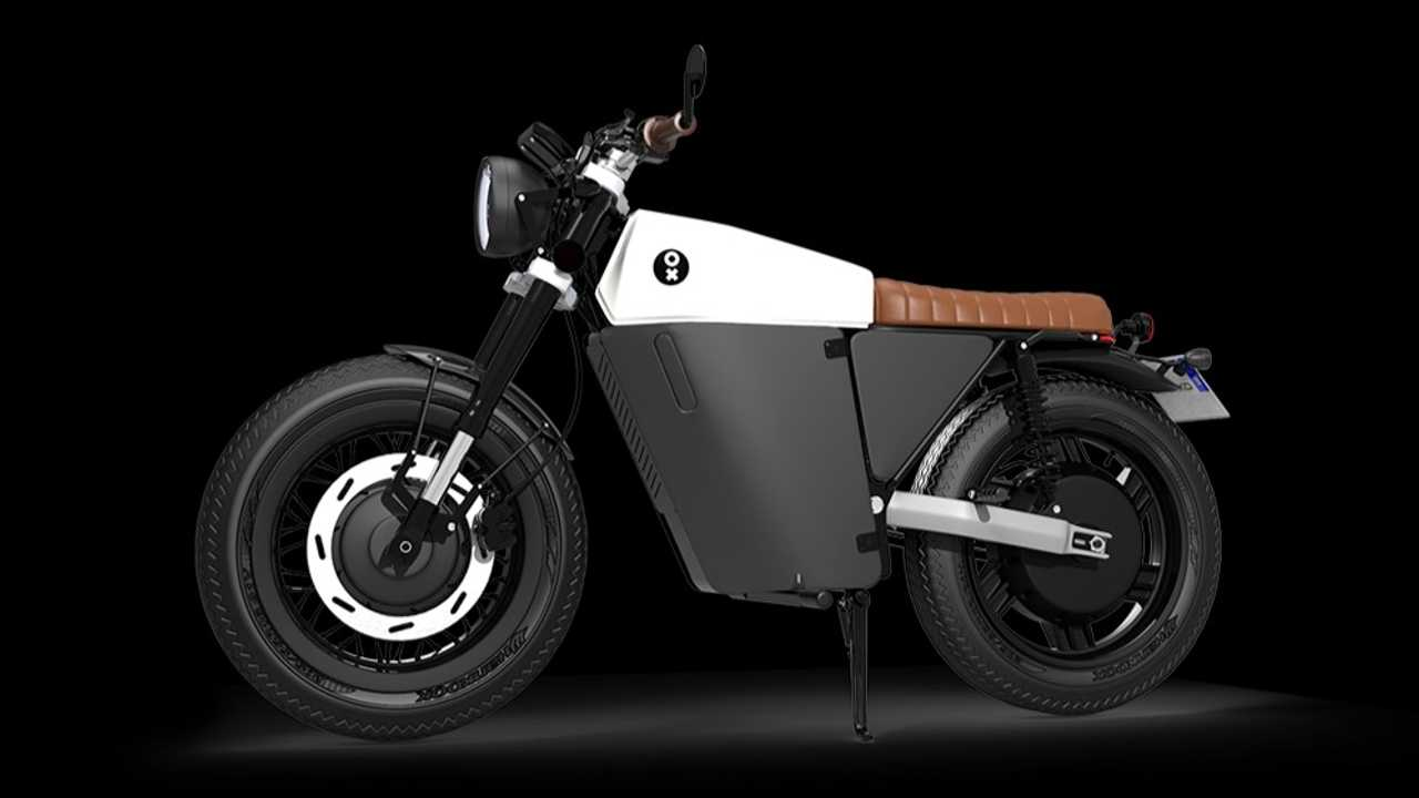 Ox One Electric Motorcycle