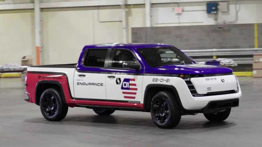 Lordstown Motors Reveals Endurance Beta Prototypes