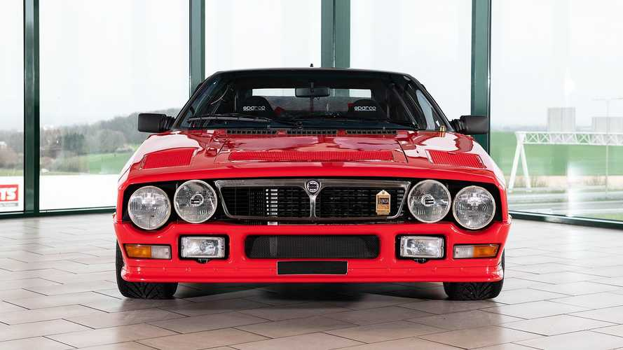 Lancia Rally 037 prototipo