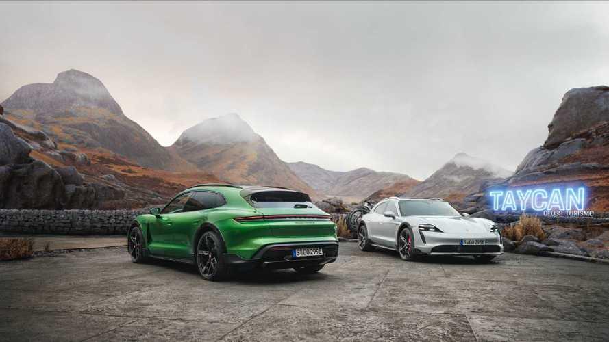 Porsche предложил россиянам универсал Taycan – он чуть дороже седана