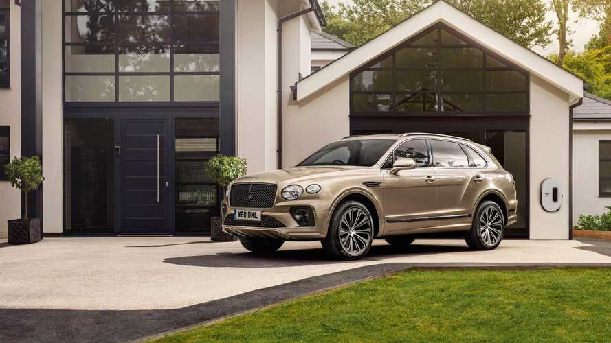 2021 Bentley Bentayga Mulliner