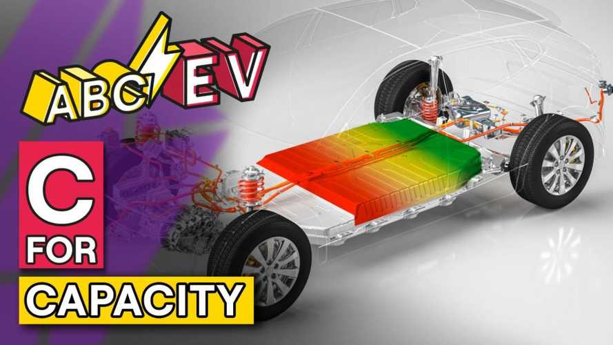 ABCs Of EVs: C for Capacity