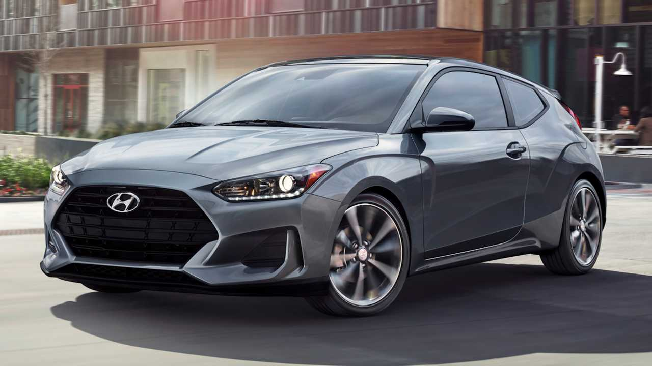 Evidence suggests Hyundai could discontinue Veloster.