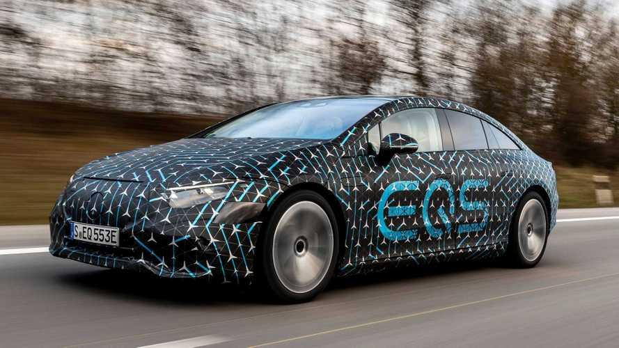 Mercedes EQS, svelati i segreti della super ammiraglia elettrica