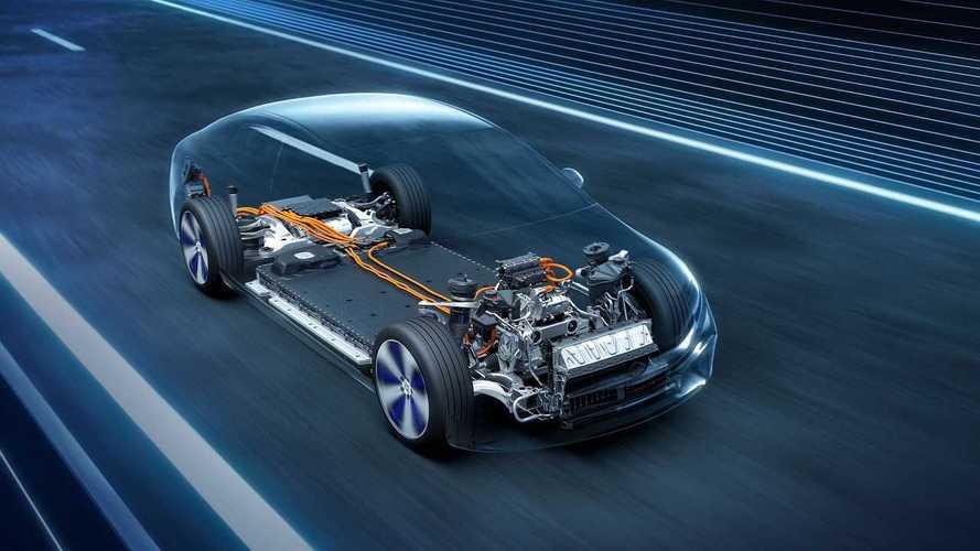 Mercedes-Benz Reveals Technical Specs For EQS Electric Sedan