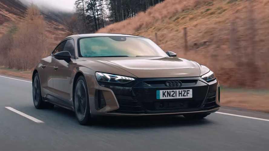 Elektromos-hajtás ide vagy oda, az Audi nem enged a hagyományos hűtőrácsból