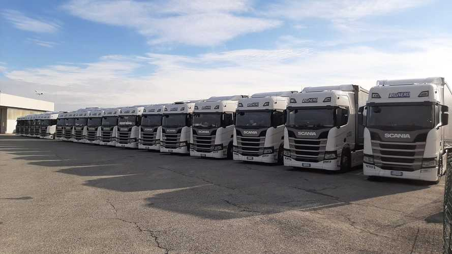 Autotrasporti Fornero punta sui veicoli Scania