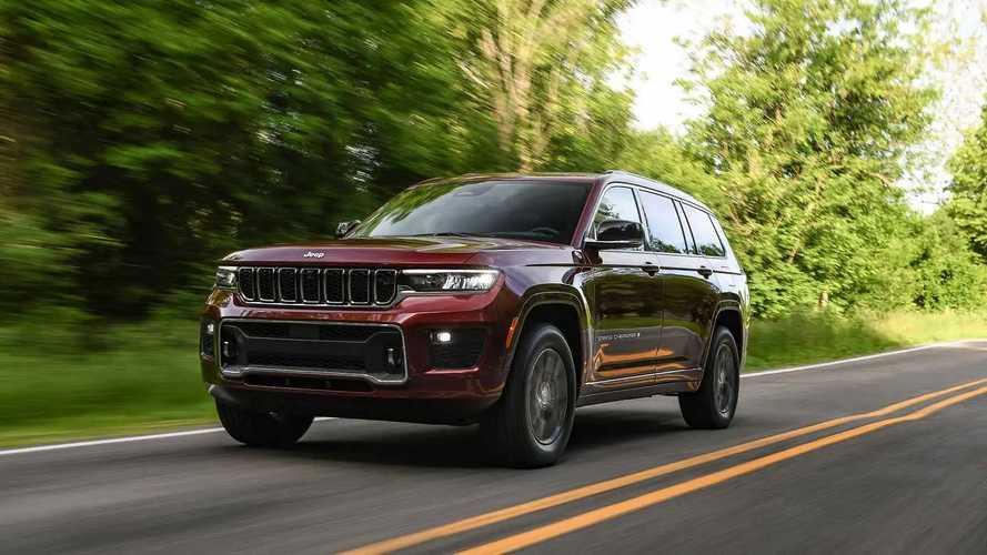 Já dirigimos: Jeep Grand Cherokee L é o que faltava para a marca