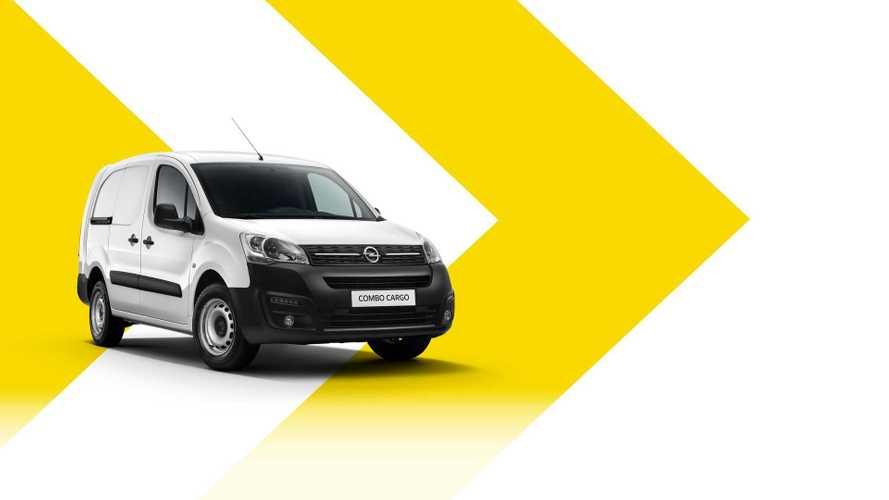 Opel Combo Cargo российского производства (2021)