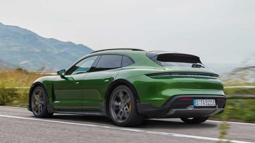 Porsche Taycan Cross Turismo (2021) - Break de chasse des temps modernes