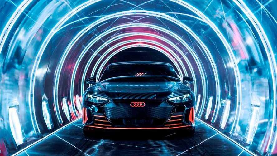 Hankook Terpilih Menjadi Ban Resmi Audi e-tron GT