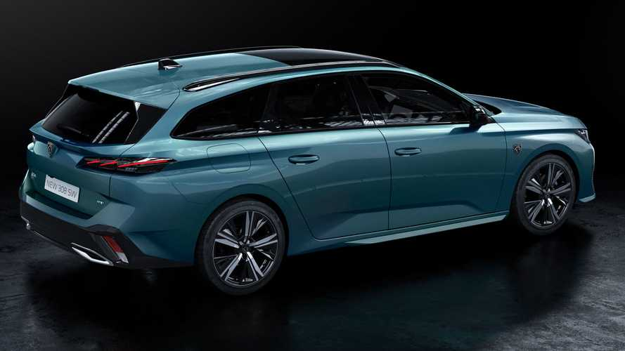 2022 Peugeot 308 SW Debuts To Add A Touch Of Class To Compact Wagons