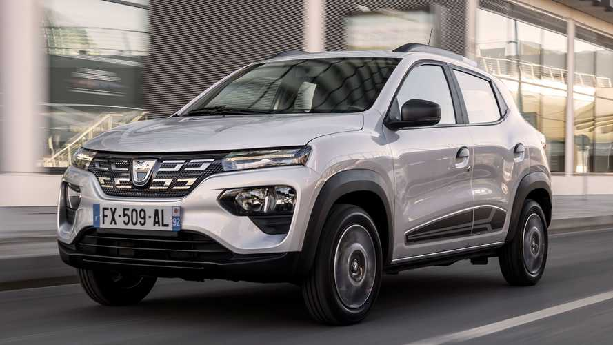 Dacia Spring Electric (2021)