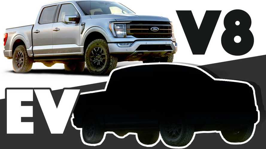 Watch Artist Render Electric Ford F-150 Truck Right Before Your Eyes