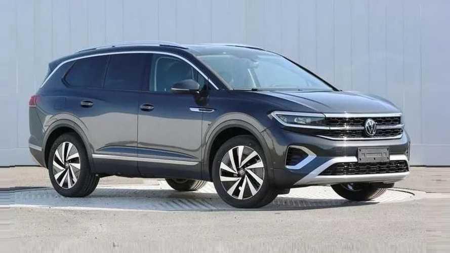 SUV Gigante: Talagon será o maior modelo da Volkswagen com motor 2.0 Turbo