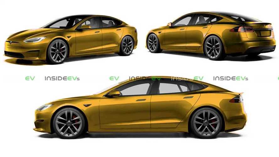Tesla Model S Refresh Color Ideas