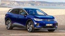 VW ID.4 im ADAC-Test: Elektro-SUV schwächelt beim Ausweichen