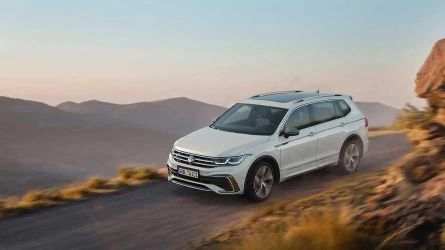 Volkswagen Tiguan Allspace restylé - À partir de 39 995 euros