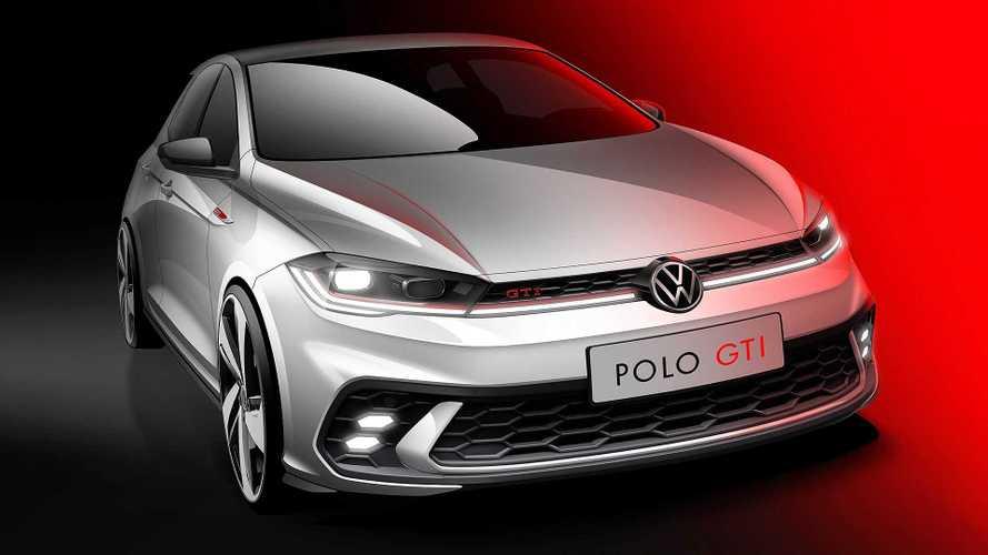 Neuer VW Polo GTI (2021) zeigt sich auf erstem Teaser