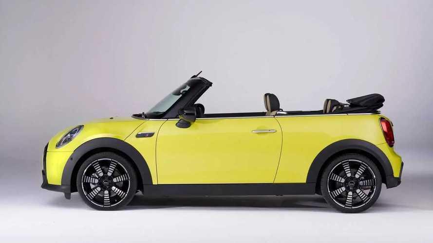Yeni Mini Cooper SE'nin üzeri açılabilir seçeneği de olacak