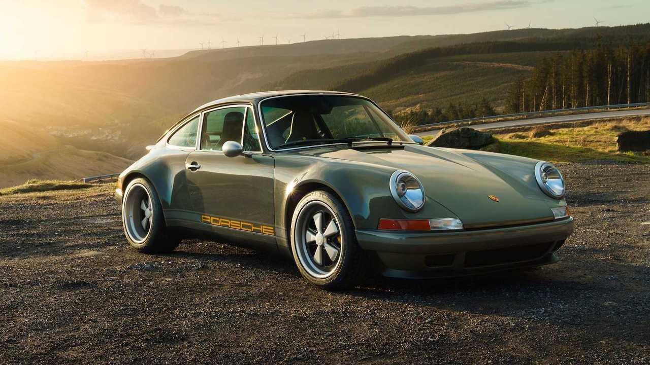 Veredelter Porsche 911 von Theon Design