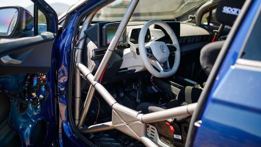 NORRA Mexican 1000 Yarışı İçin Hazırlanmış Volkswagen ID.4