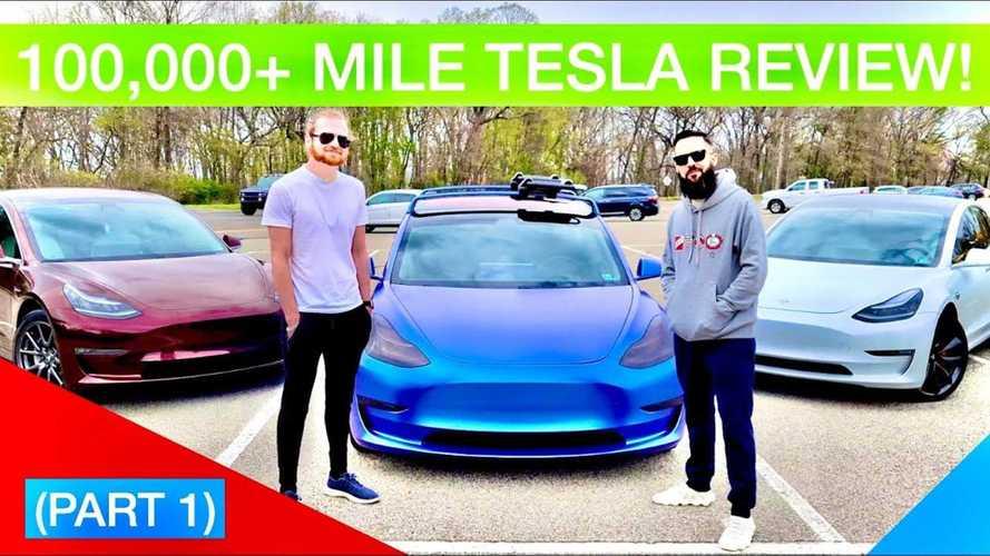 Tesla Model 3 113,000-Mile Review: 2-Part Series, Plus Bloopers