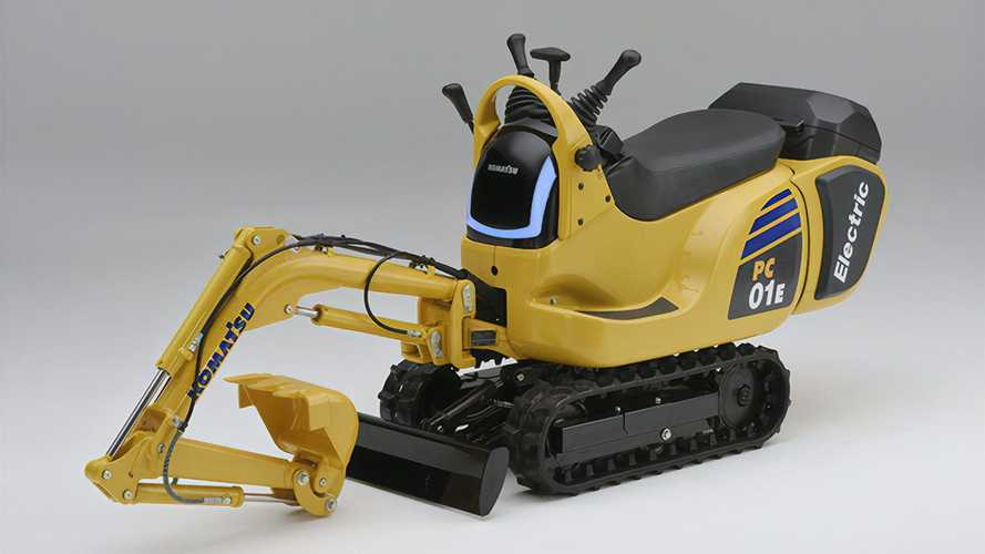 Honda Is Putting Its Mobile Power Packs In Construction Equipment