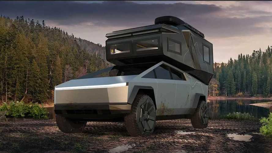 Loki Basecamp Cybertruck Edition Makes Camping Possible Anywhere