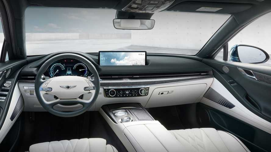 Genesis EV G80