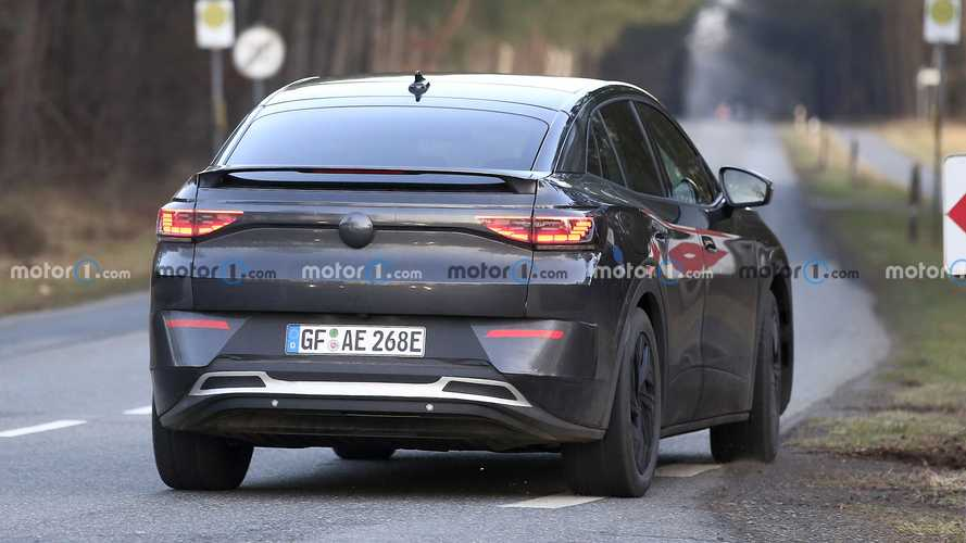 Volkswagen ID.5 Spy Shots