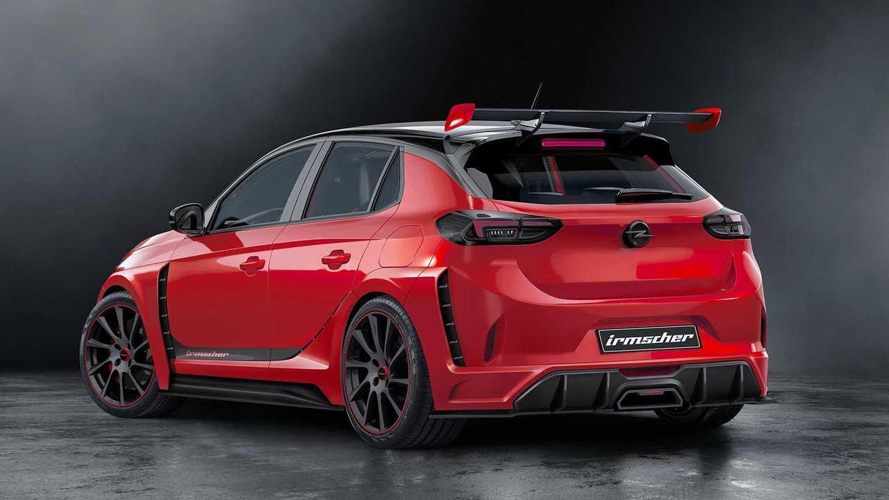 Opel Corsa iRC by Irmscher
