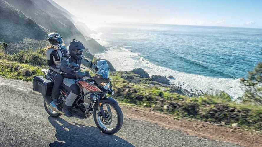Rider Chose Kawasaki Versys-X 300 For His Trip Around The World