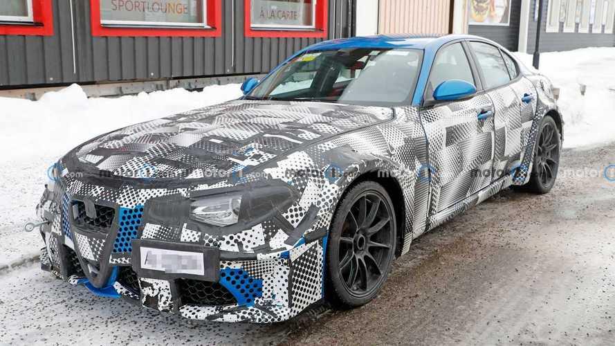 Début des essais routiers pour la nouvelle Maserati GranTurismo