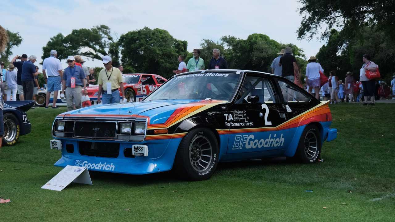 1979 AMC Spirit Race Car At Amelia Island Concours d'Elegance