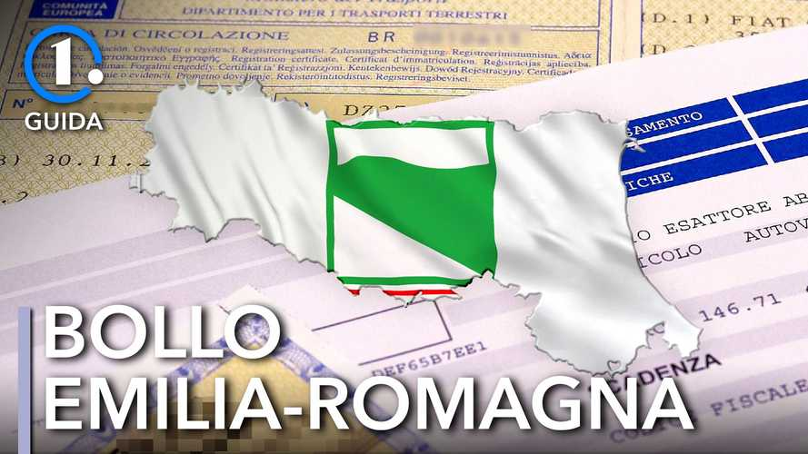 Come si paga il bollo auto in Emilia-Romagna